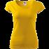Podgląd modelu Koszulka damska z bardzo krótkim rękawkiem F03