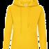 Podgląd modelu Damska bluza z kapturem - kangurka - Hooded Sweat F22