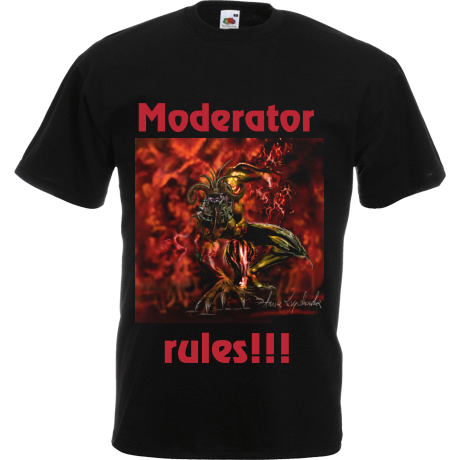 Moderator rules !!!