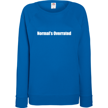 Damska bluza Normal\'s Overrated