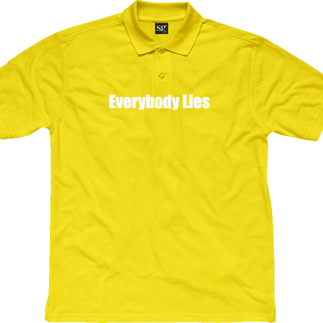 Koszulka polo Everybody Lies