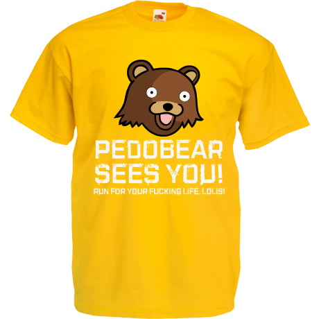 Pedobear SEES YOU!