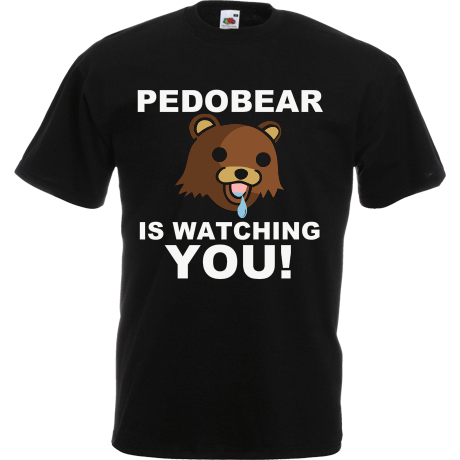 Pedobear is watching you