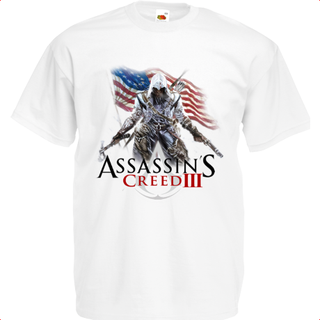 Koszulka Assassin's Creed III