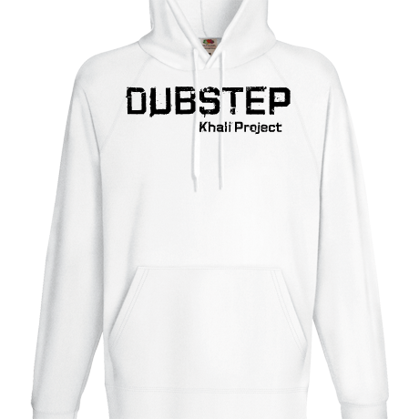 Bluza z kapturem Dubstep