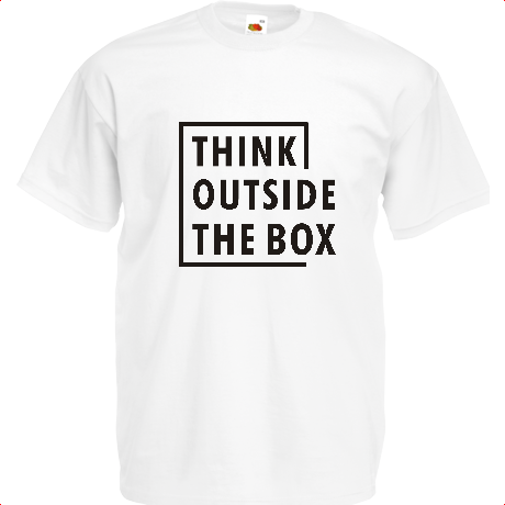 1397113ee9de6a Think outside the BOX 3 WB : Koszulki - sklep Koszulkomat