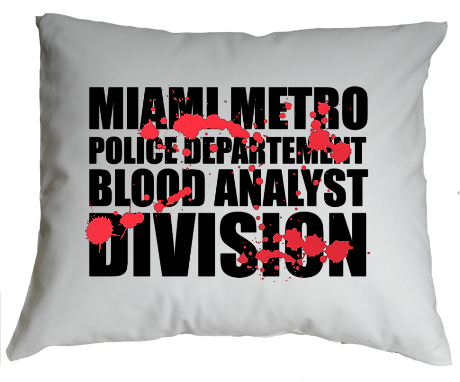 Poduszka Miami Metro Blood Analyst III