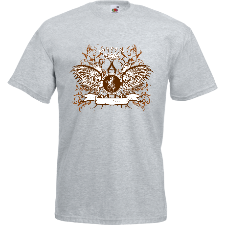Koszulka T-shirt horse with wings