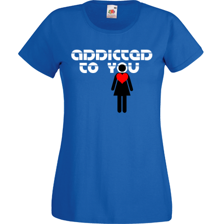 Koszulka damska T-Shop Addicted to You