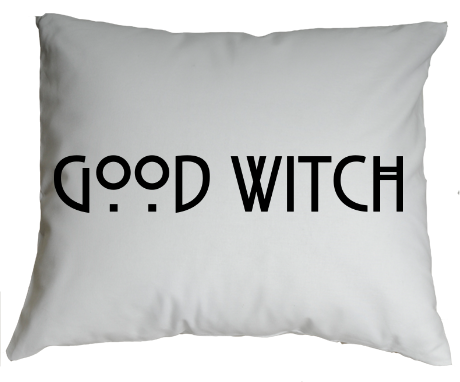 Poduszka Good Witch