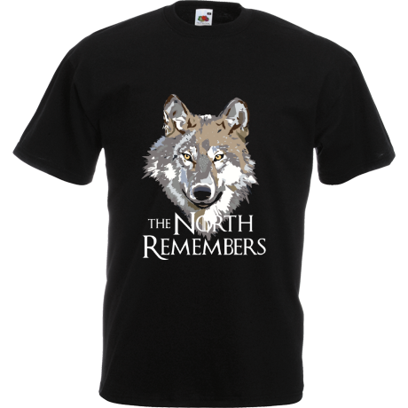 Koszulka The North Remembers