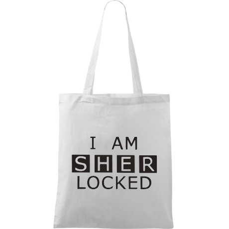 Torba I am Sherlocked