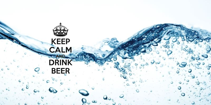 Koszulka KEEP CALM AND DRINK BEER
