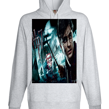 Bluza z kapturem harry potter