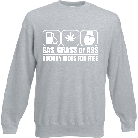 Bluza GAS, GRASS