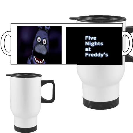 Kubek termiczny Five Nights at Freedy