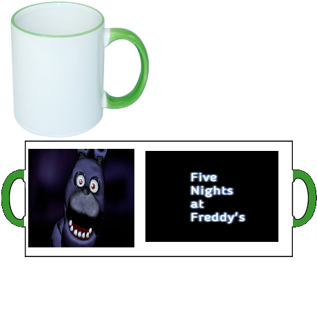 Kubek Five Nights at Freedy