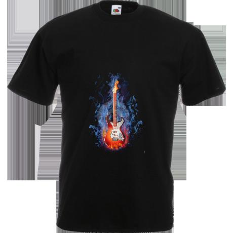 Koszulka Elektryczna gitara