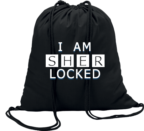 Worek I am Sherlocked