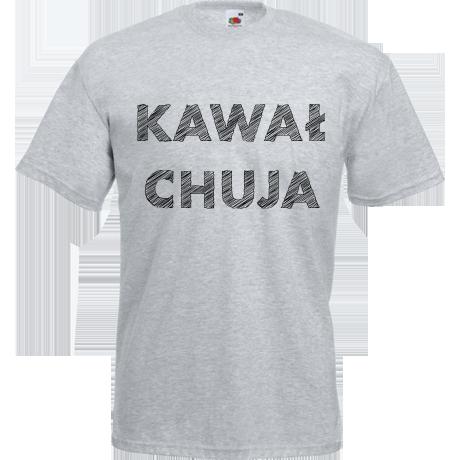 6b0ecc14c2224d Koszulka Kawał Chuja z napisem kawał chuja : Koszulki - sklep ...
