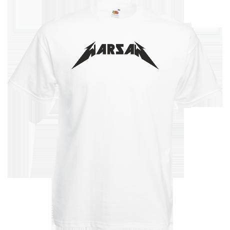 Wspaniały Warsaw Tour Tshirt : Koszulki - sklep Koszulkomat IV18