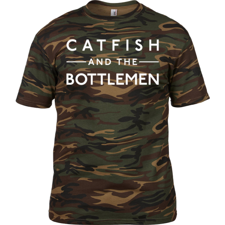 Koszulka moro Catfish and the Bottlemen