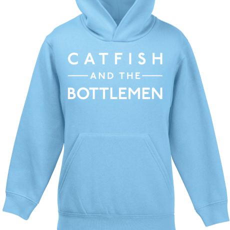 Dziecięca bluza z kapturem Catfish and the Bottlemen