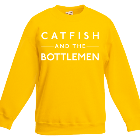 Dziecięca bluza Catfish and the Bottlemen