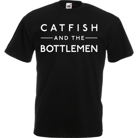 Koszulka z nadrukiem Catfish and the Bottlemen