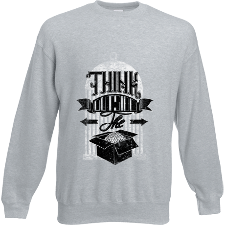 Bluza Think outsige the box