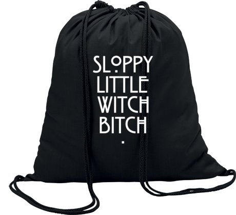 Worek Sloopy Little Witch Bitch