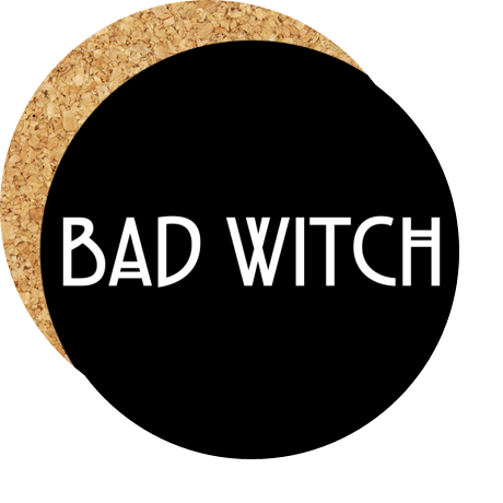 Podkładka pod kubek Bad Witch
