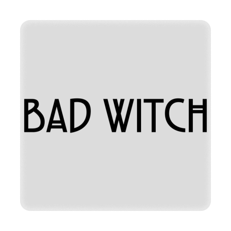 Foto magnes Bad Witch