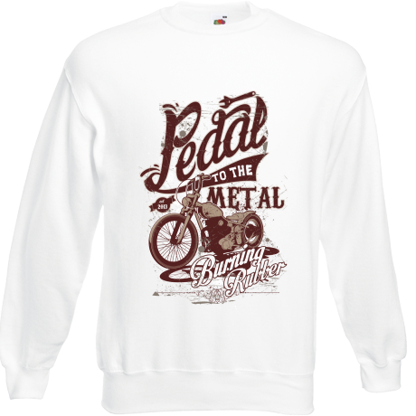 Bluza Pedal to the metal