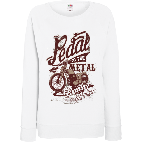 Damska bluza Pedal to the metal