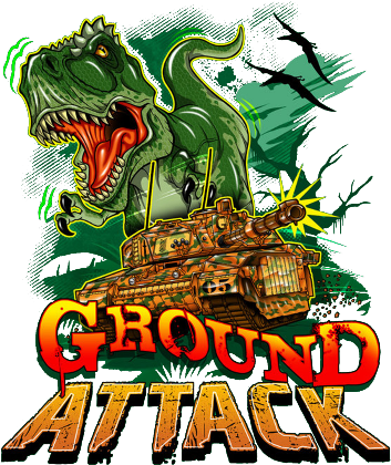 Nadruk ground attack
