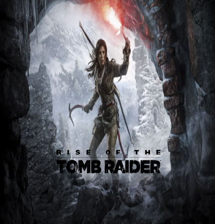 Nadruk Fullprint - Rise Of The Tomb Raider