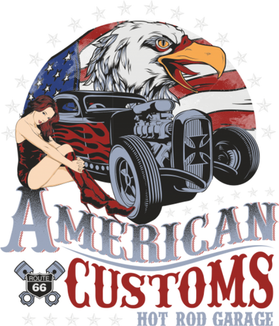 Nadruk American customs