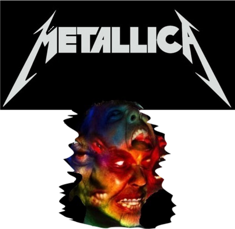 Nadruk Metallica Hardwired to self destruct
