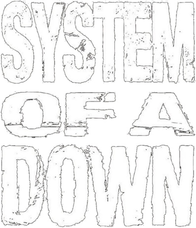 Nadruk System of a Down