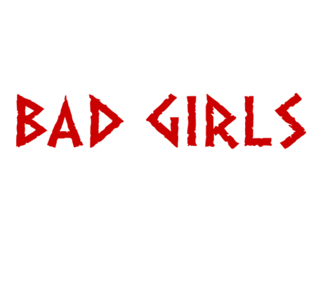 Nadruk Good Girls Go To Haven Bad Girls Go To Valhalla With Lagertha
