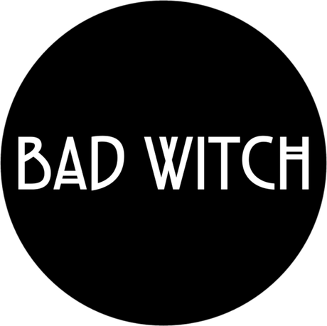 Nadruk Bad Witch