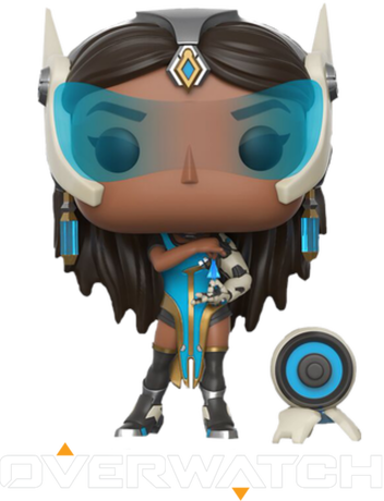 Nadruk Overwatch - Symmetra Pop