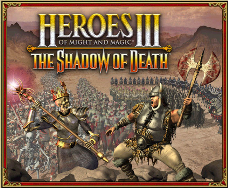 Nadruk Heroes 3 Shadow of Death