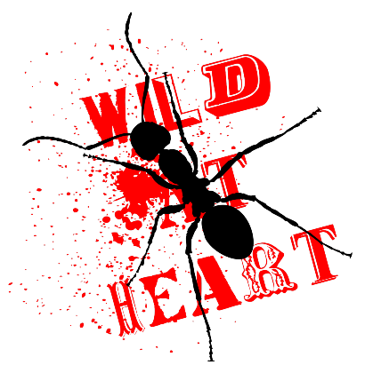 Nadruk Wild At Heart II