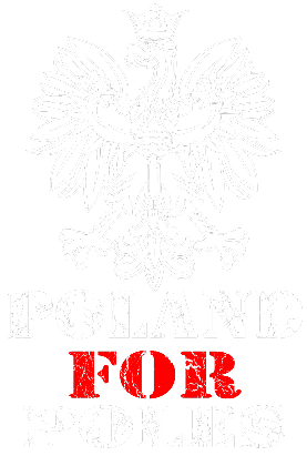 Nadruk POLAND FOR POLES