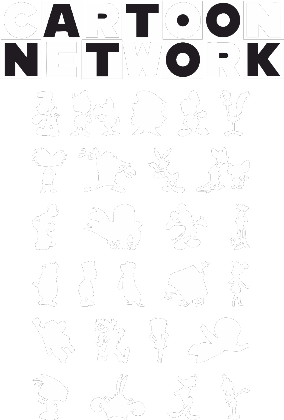 Nadruk cartoon network