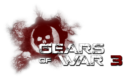 Nadruk gears of war 3