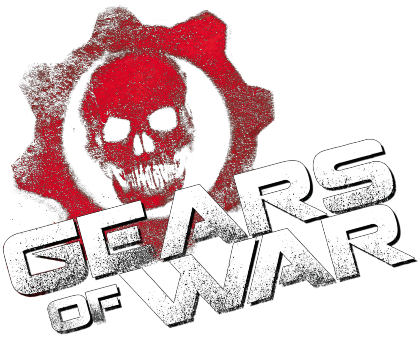Nadruk gears of war