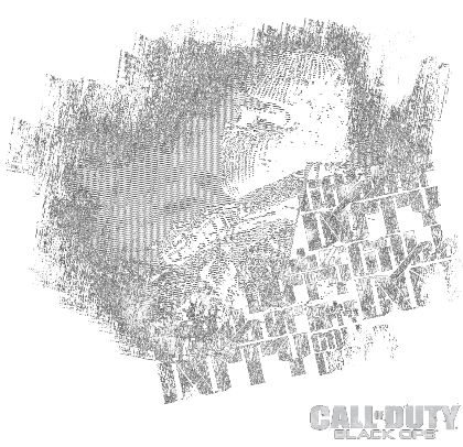 Nadruk call of duty